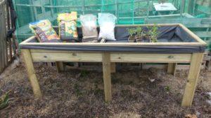 preparar mesa de cultivo