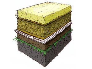 como hacer huerto lasaña