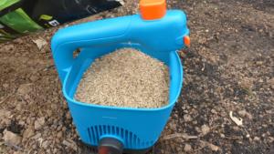 semillas de césped