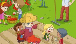 Cómo motivar a los niños para aprender sobre huerta