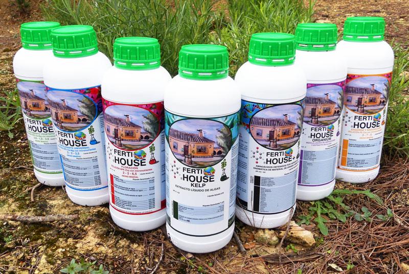 Aporta nutrientes al suelo con Fertihouse